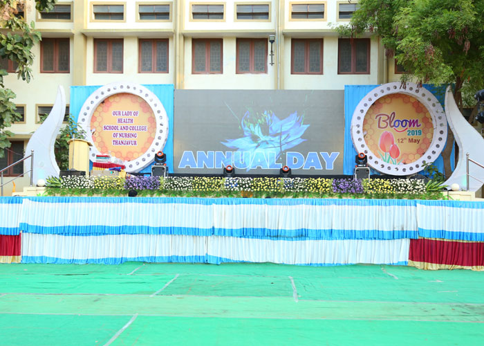Annual Day & Sports Day 2019 | Gallery | Our Lady of Health